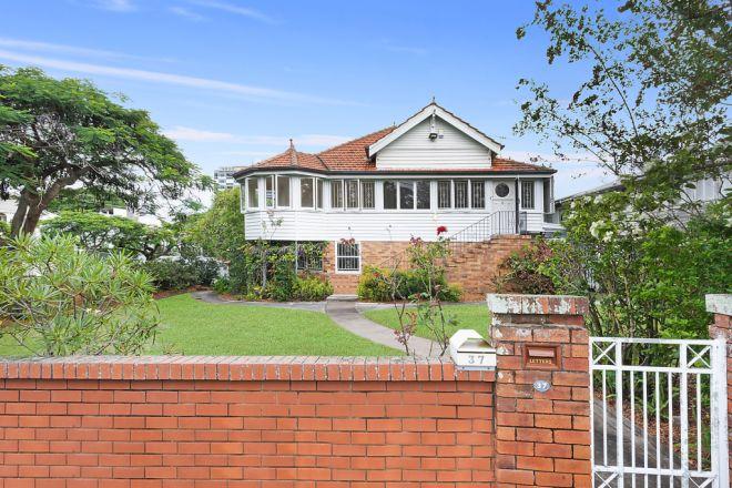 37 Llewellyn  Street, New Farm QLD 4005