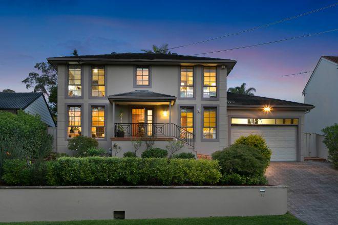 18 Yarralumla Drive, Carlingford NSW 2118