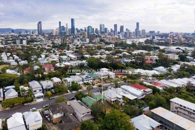 31 Burlington Street, East Brisbane QLD 4169