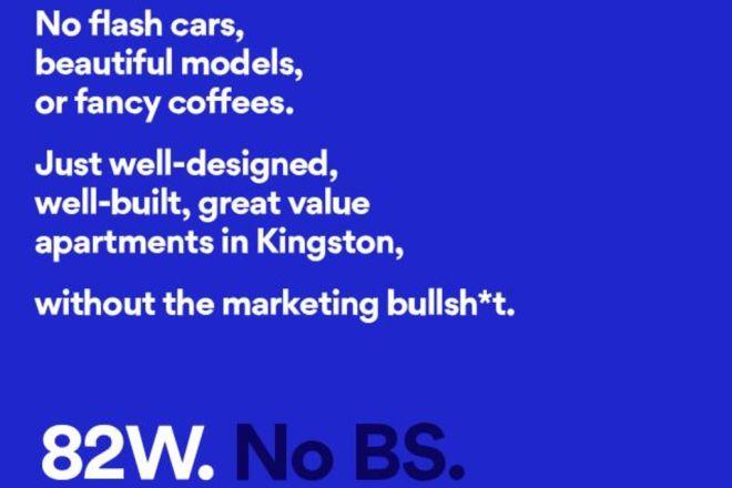 82W, Kingston ACT 2604