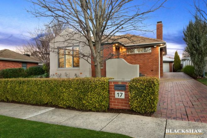 17 Bremer Street, Griffith ACT 2603