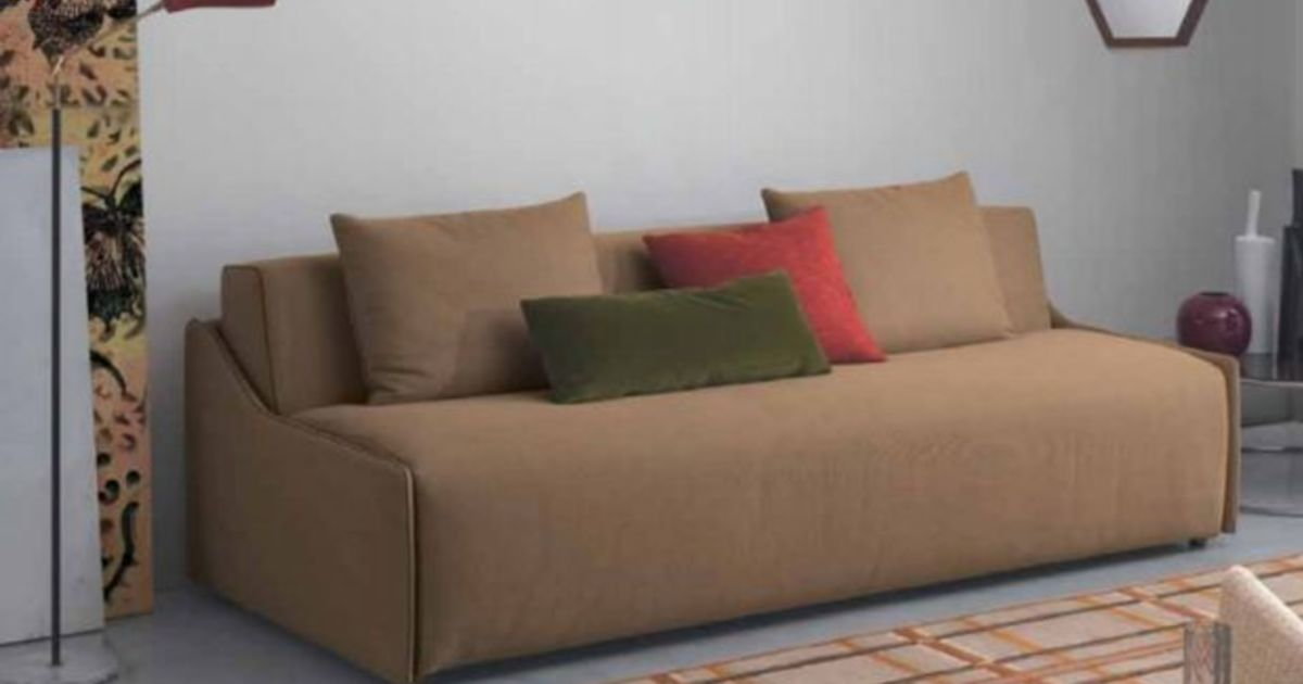 newest 2d5f8 29c93 A modern mini-miracle: It's a sofa that turns into a bunk bed