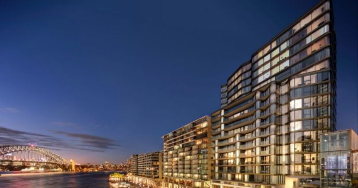 Opera Residences at Bennelong Point set to be the next