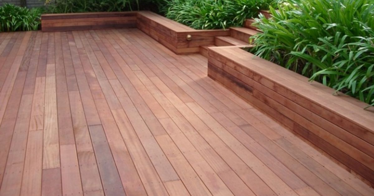 The 7 Best Timbers For Decking