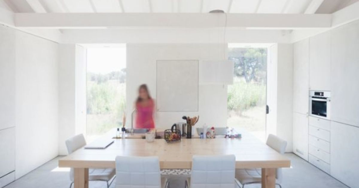 What Can You Do When Your Kitchen Is In The Wrong Place