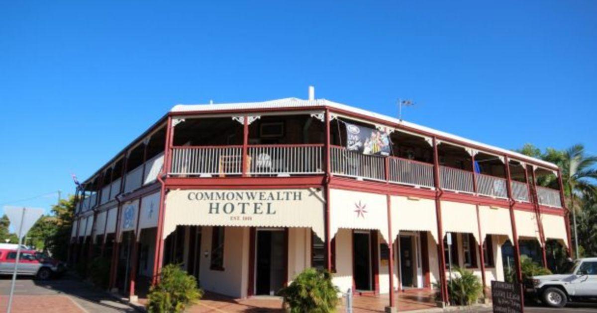 Townsville Casino Hotel