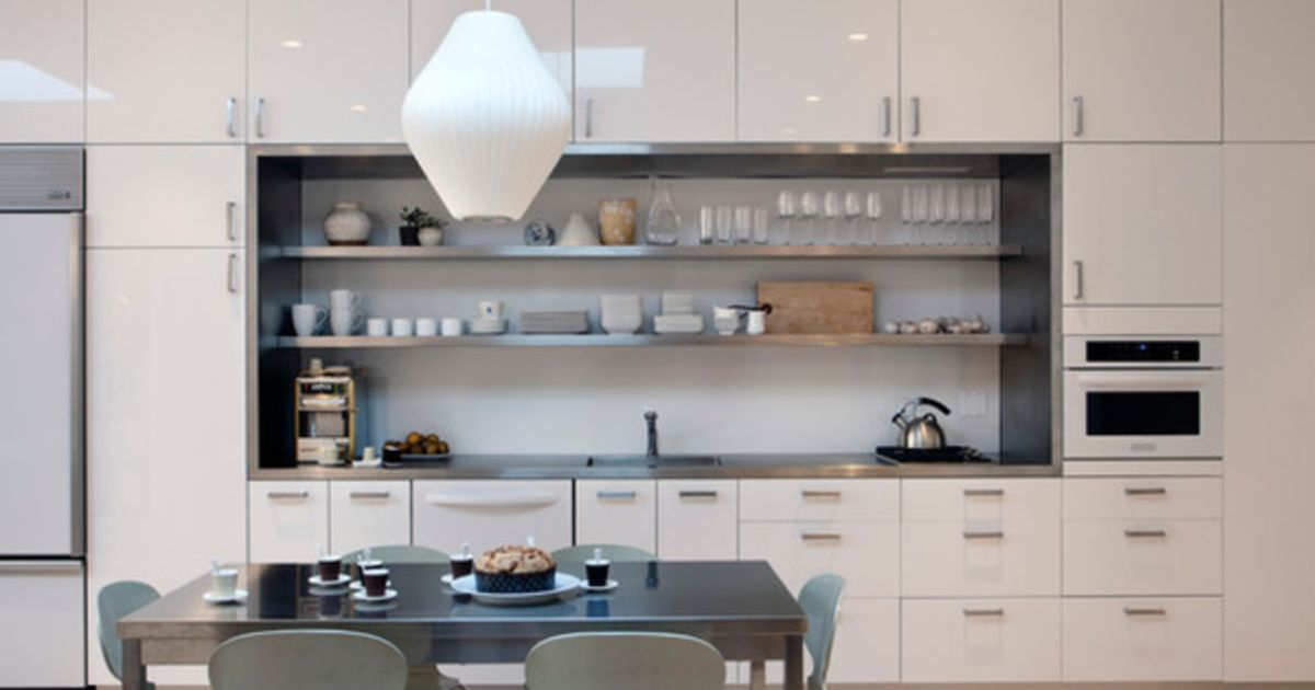 How To Make The Most Of Your One Wall Kitchen