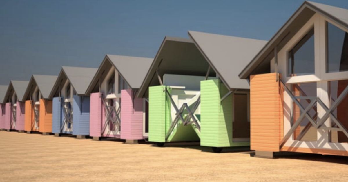 popup houses for sale
