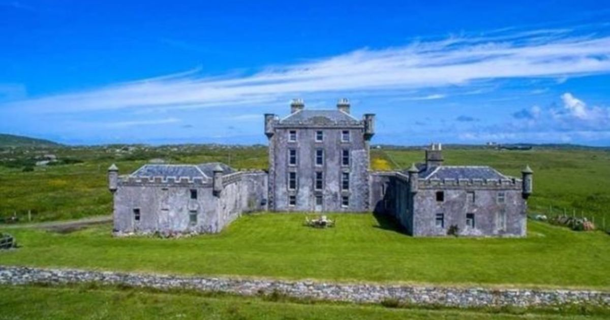 Eight Castles Around The World You Could Buy For Less Than 1 Million
