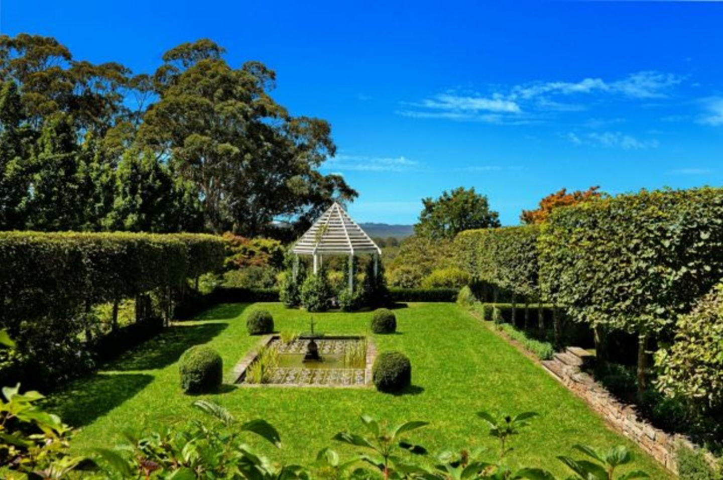 60 Rosenthal Ave, BundanoonnWhere to BuynThe owners enjoy leisurely afternoons in the gazebo. Similar, open-sided (or fully enclosed and lockable) gazebos and summerhouses,  from $6735 for a 2.4m DIY gazebo from thevillagewoodworks.com.au
