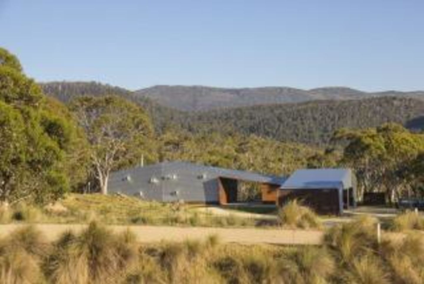 Crackenback Stables, Casey Brown Architecture.