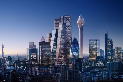 London set to get a new tower dubbed The Tulip, but locals have other nicknames in mind