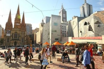 Hands off Fed Square (and four other landmarks that need protection)