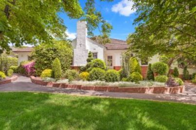Genteel family living at its best in Griffith