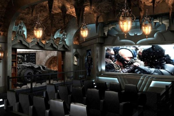 Titanic Star Wars The Batcave The Top 10 Home Cinema