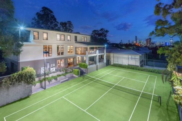 Brisbane luxury home started out as Jehovah's Witness hall