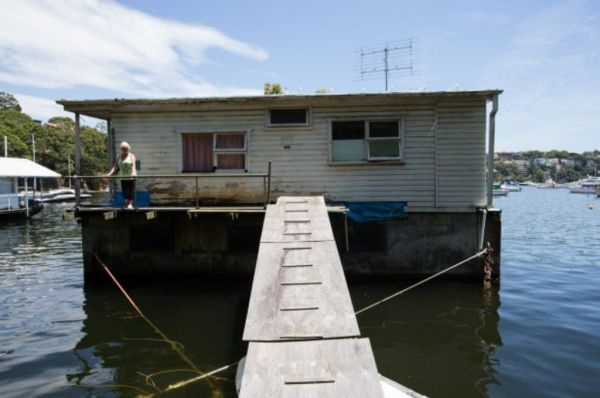 Could houseboats be the solution to Sydney's housing woes?
