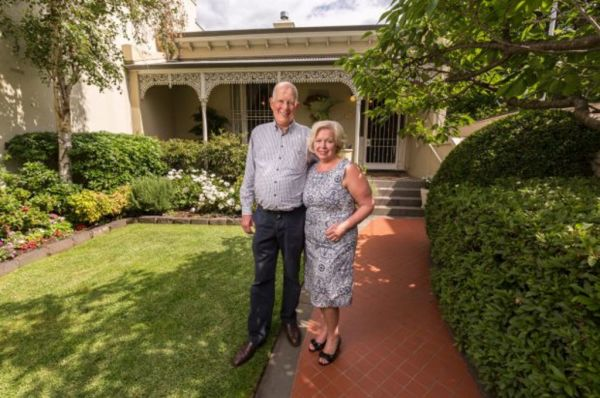 Near-death experience leads East Melbourne grandparents to