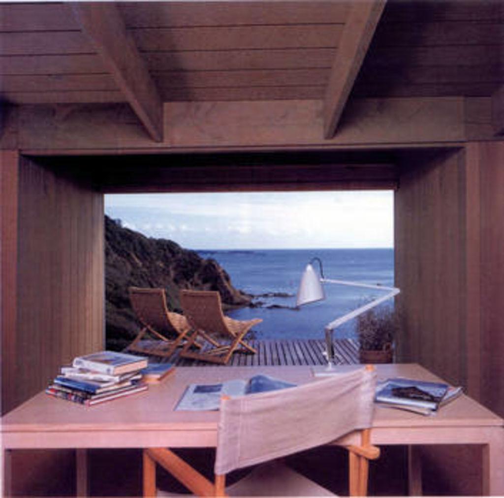 The Sea House on the Mornington Peninsula