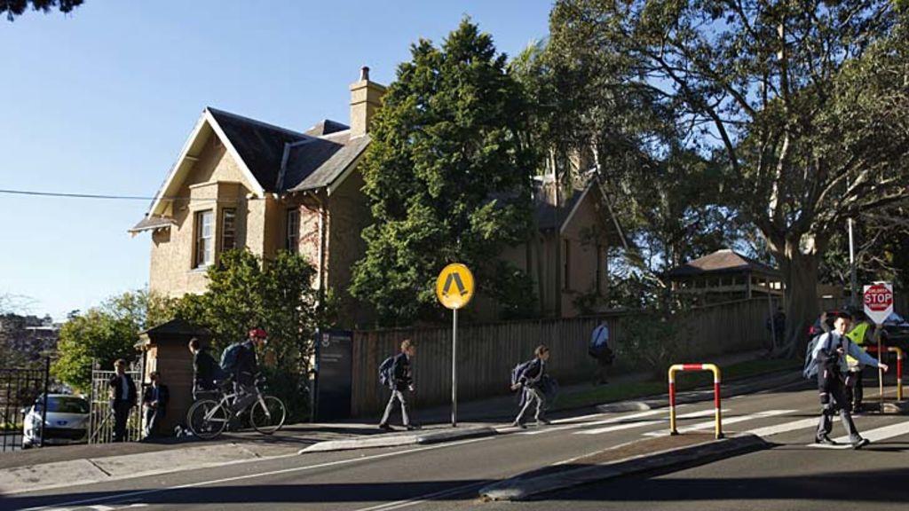 Cranbrook Boys School in Bellvue HIll Sydney