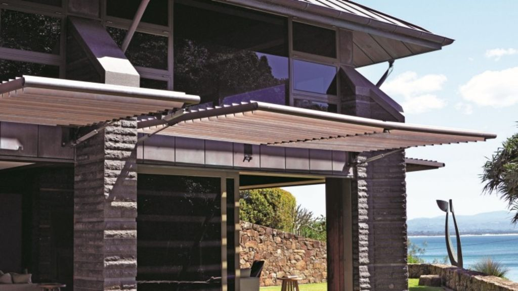 A stunning far north coast house designed by Timothy Moon. Photo: Timothy Moon