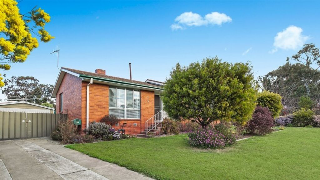 In demand: This Newberry Street cottage in Page attracted 13 registered bidders.