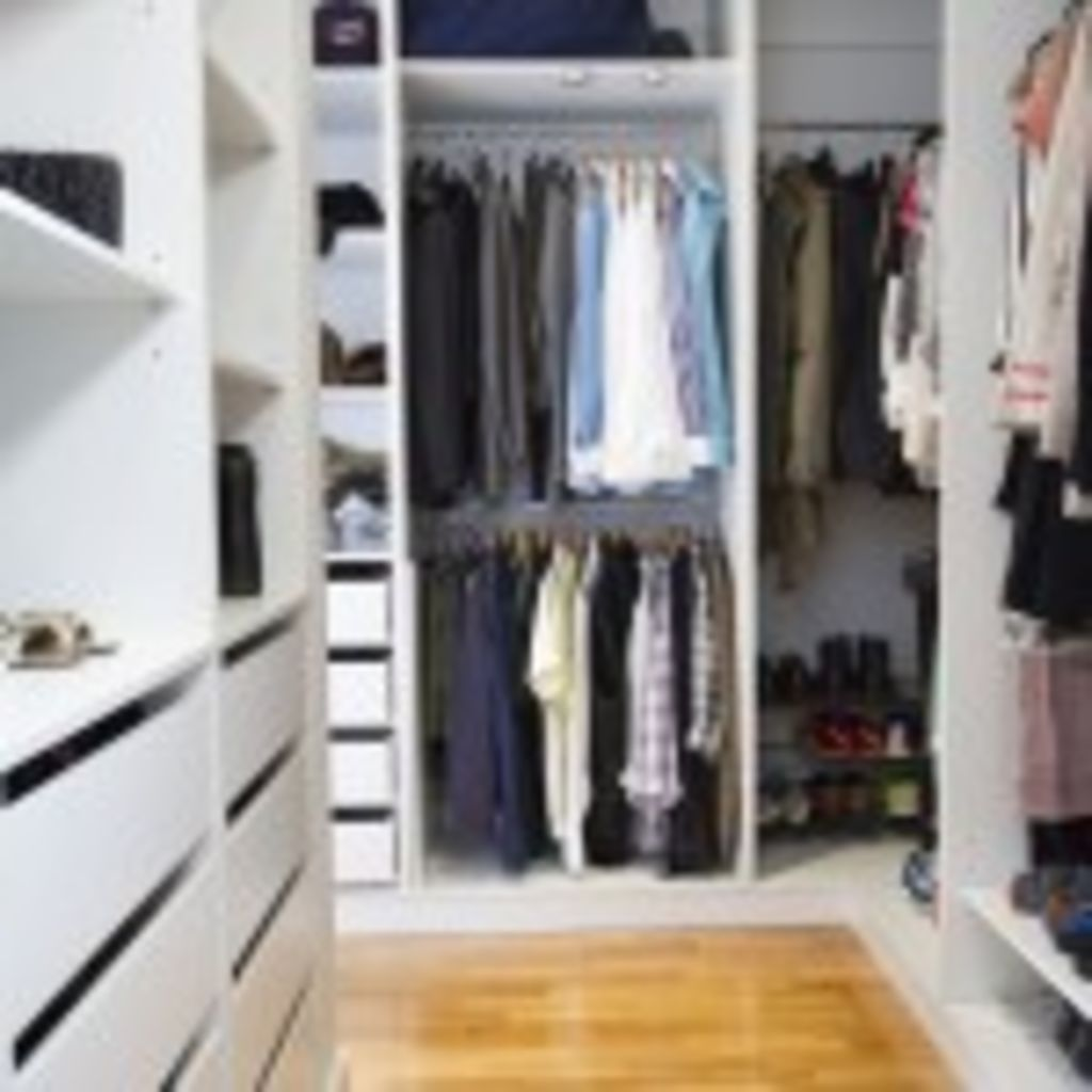 dream walk-in wardrobe