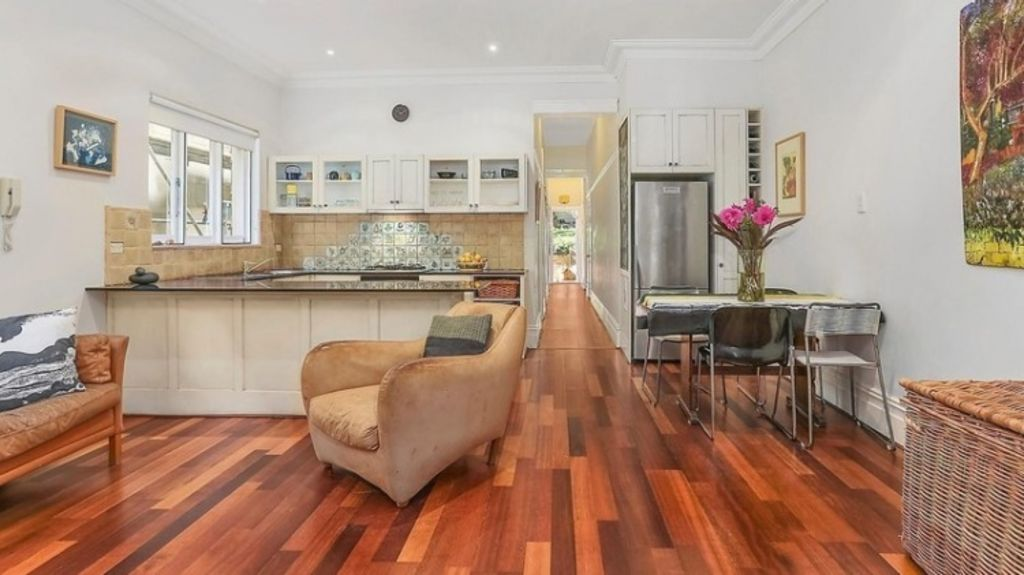 The apartment Emma Alberici bought in Coogee. Photo: Domain.com.au