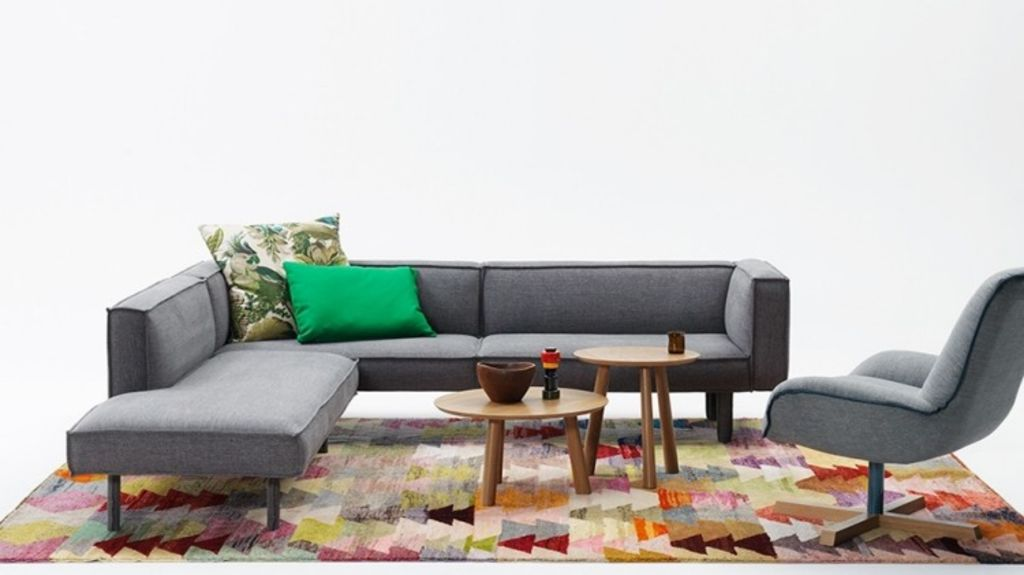 The Van modula sofa latest by Jardan.