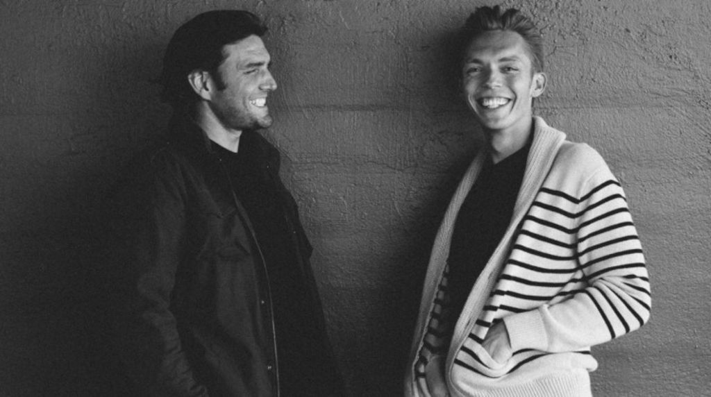 The Minimalists, a United States-based duo who promote minimalist ideals and practices.