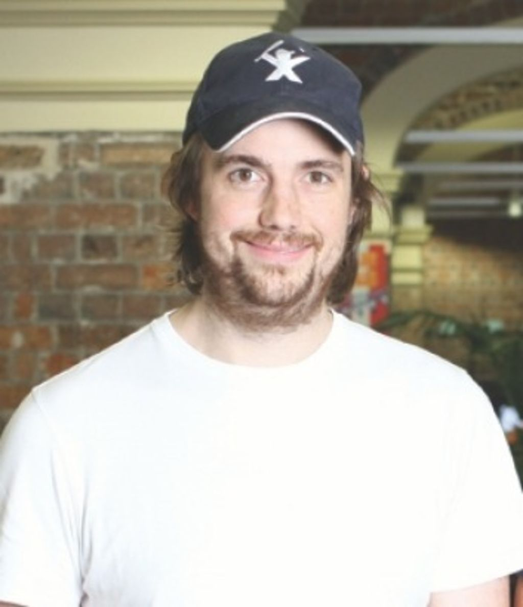 Atlassian's Mike Cannon-Brookes.