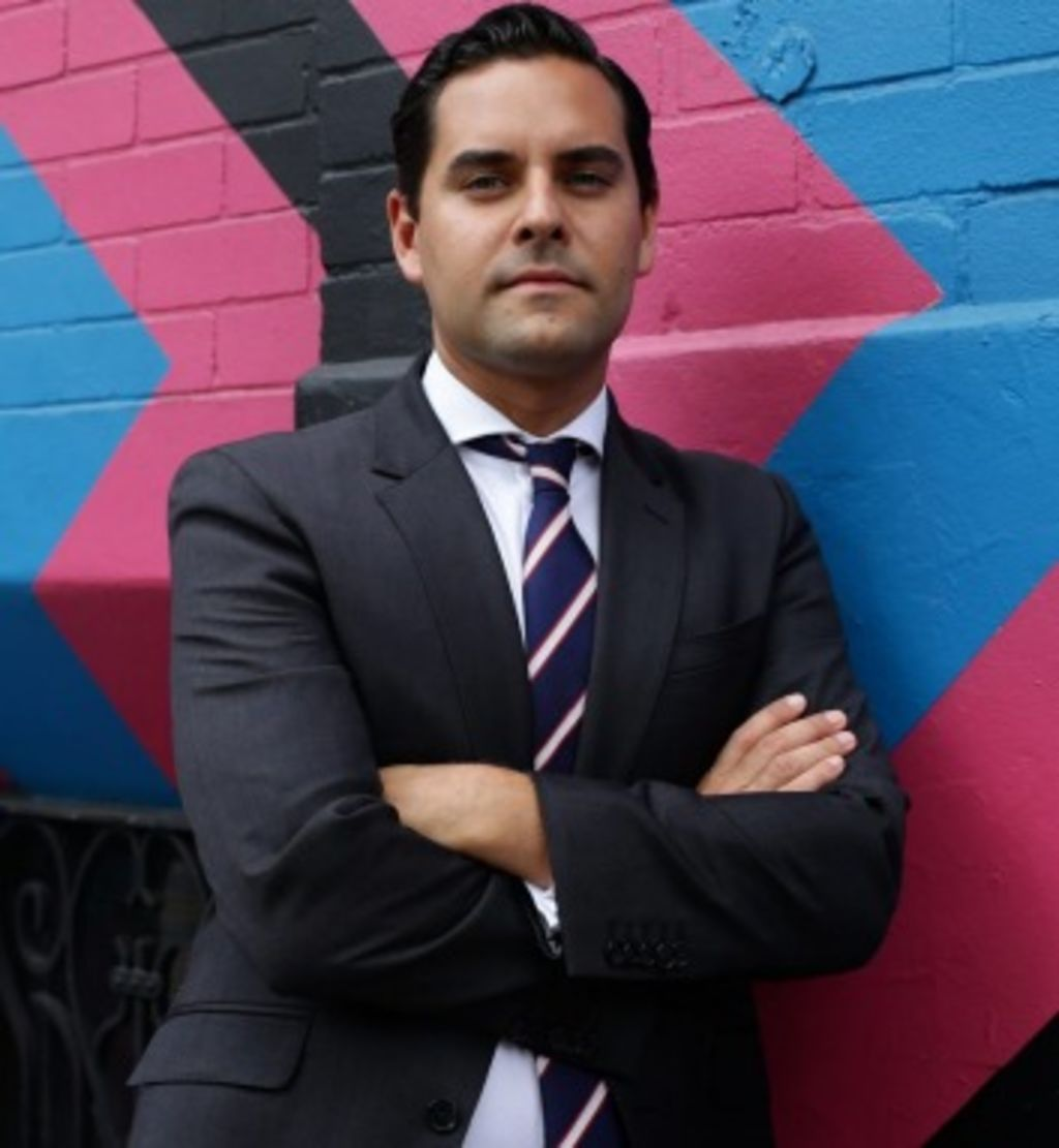 Sydney MP Alex Greenwich lived there 10 years ago when, he recalls,  holidaymakers were sleeping in the lobbies because they couldn't get access to their rented units. Photo: Wolter Peeters