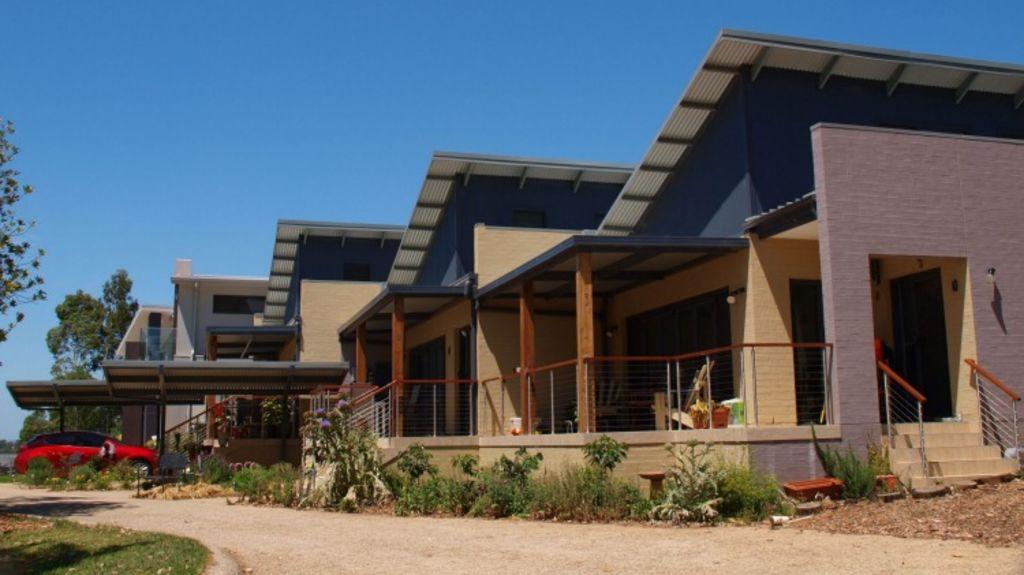 Villas at Illabunda. Photo: Supplied