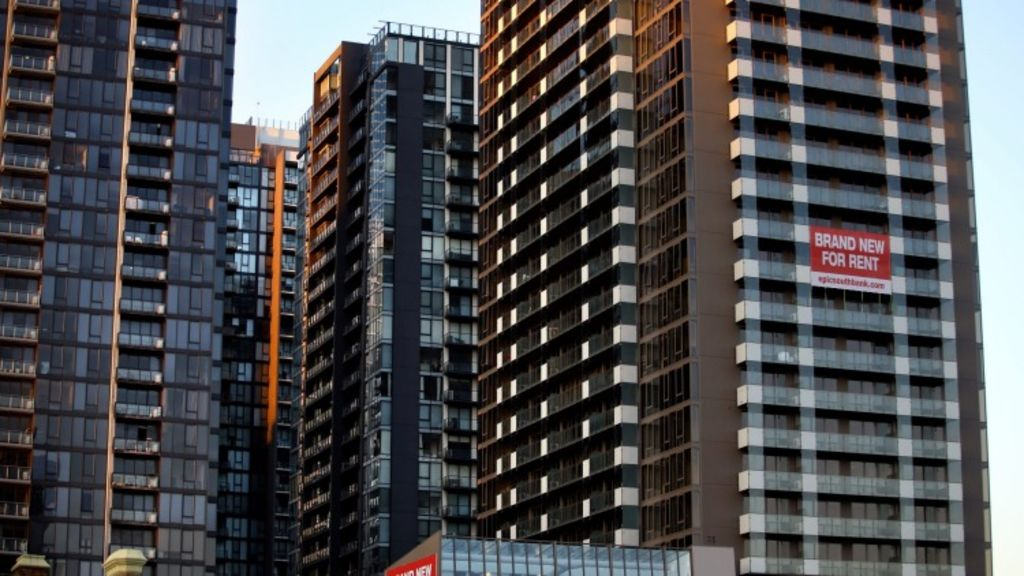 The priciest Melbourne sharehouse suburb title goes to Southbank. Photo: Angela Wylie