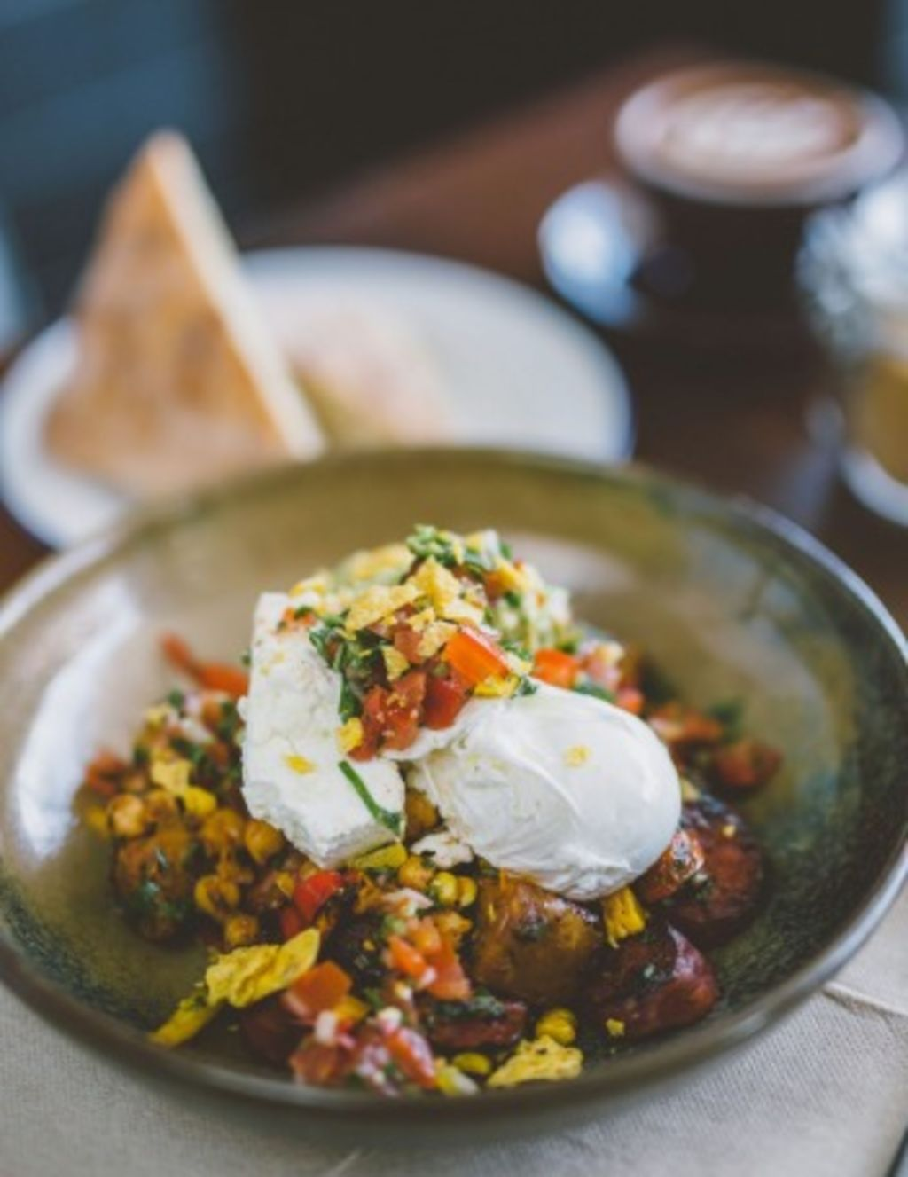 Tim's best coffee pick: Breakfast at Dachshund Coffee in Hunters Hill. Photo: Cole Bennetts