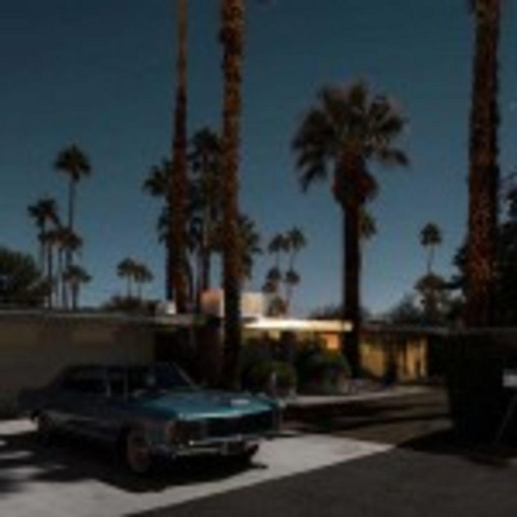 Tom Blachford's 'Midnight Modern' series.