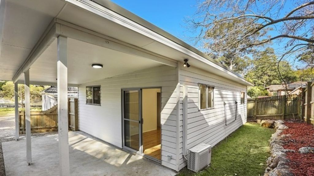 Tenants will be set back $2600 per month for this Pymble granny flat. Photo: Supplied