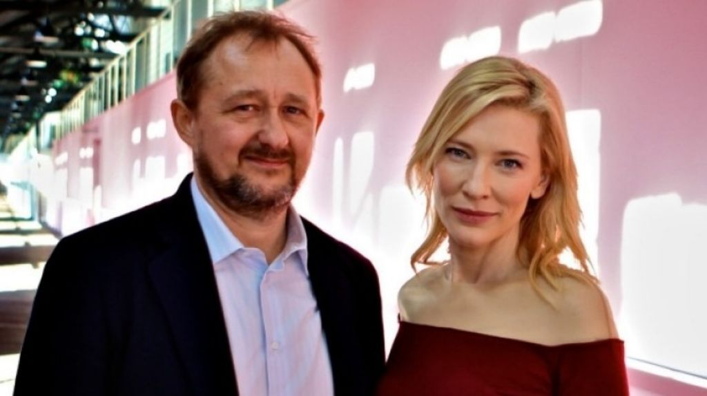 Cate Blanchett and husband Andrew Upton are selling their waterfront property. Photo: Marco Del Grande