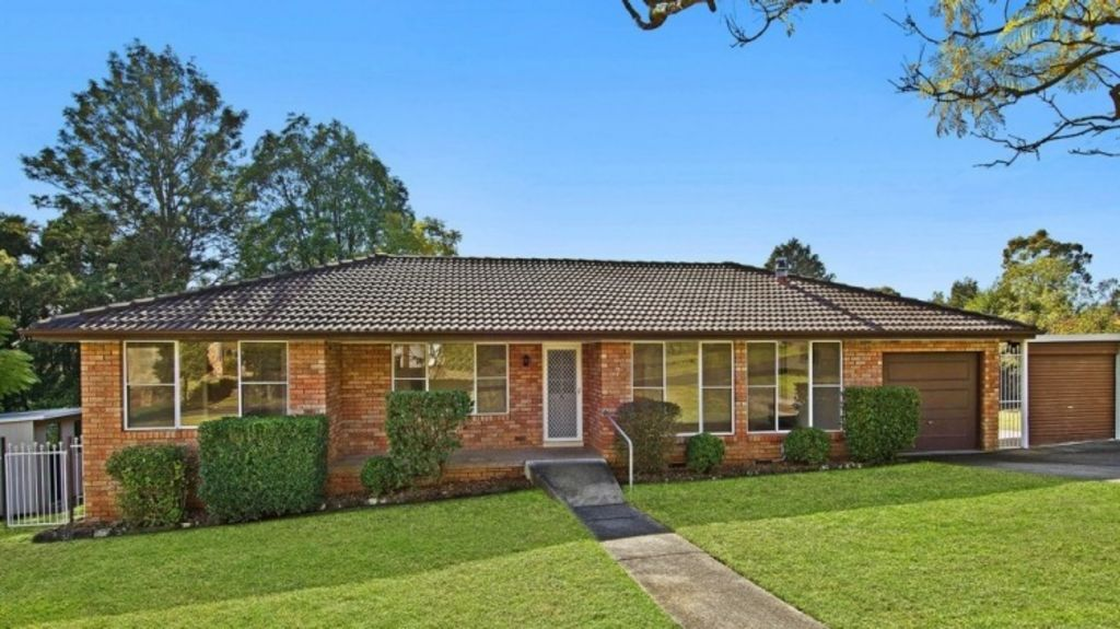 This home at 7 Sexton Avenue, Castle Hill, was bought for $2.3 million. Photo: Supplied