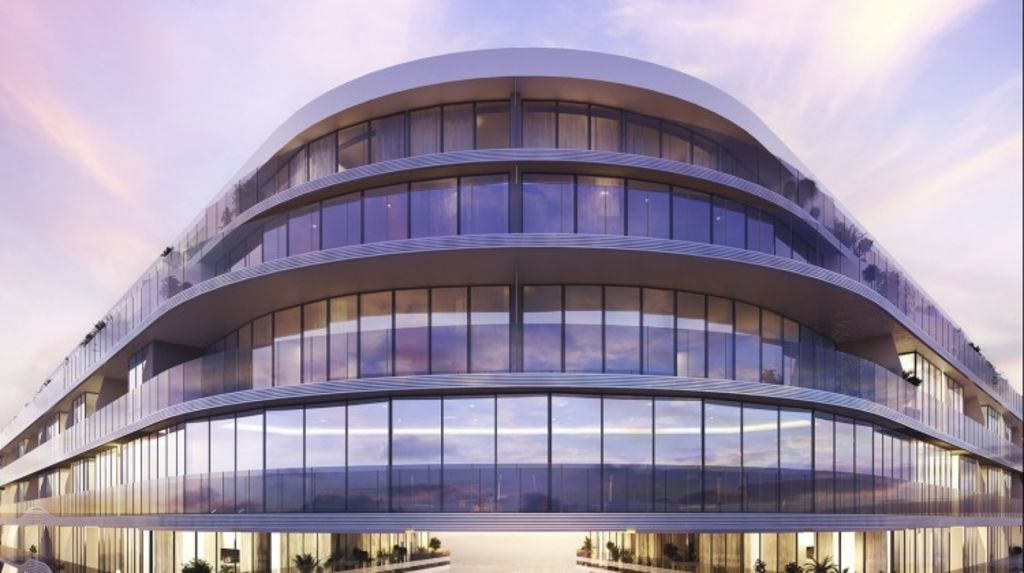 An artist's impression of the hugely popular Infinity at Green Square. Photo: supplied
