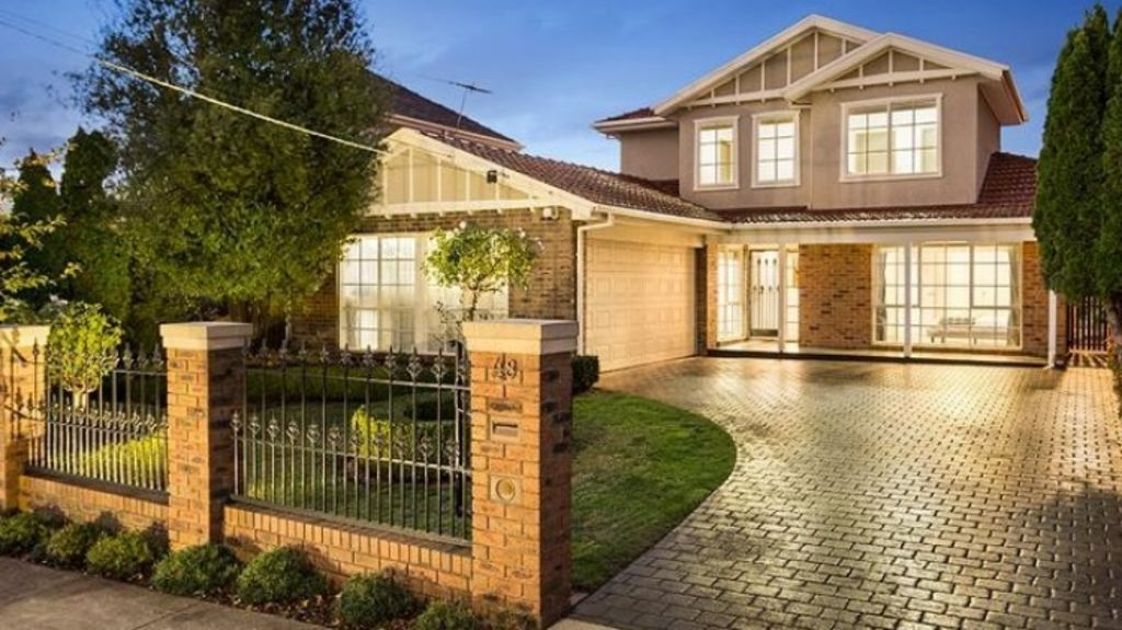 The new owners of 48 Jackson Street, Niddrie. paid  $1,257,000. Photo: Supplied