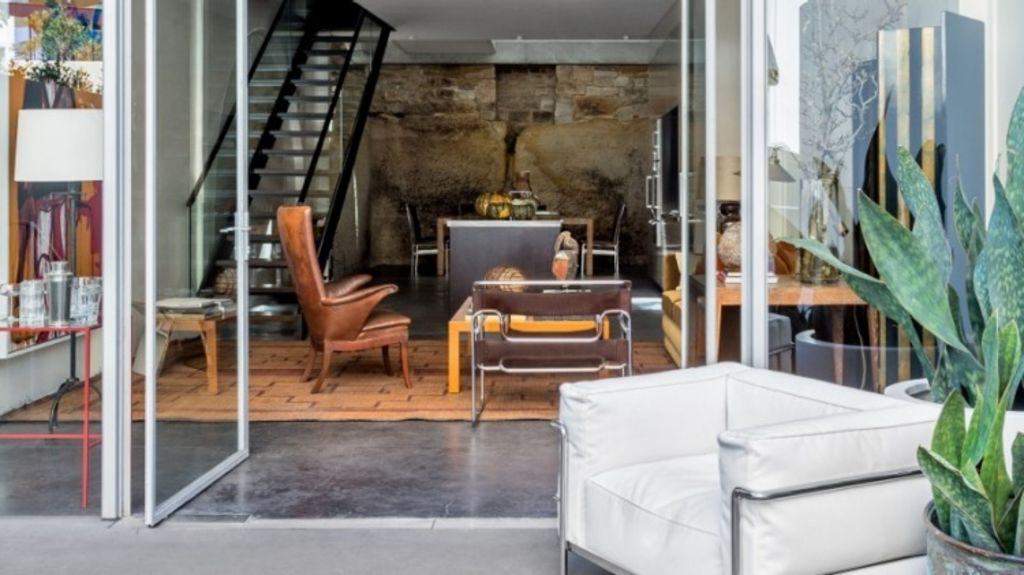 98 Surrey Street didn't sell in 2013.<br /> Vendors believe the changing vibe of the inner-city culture will help sell the 6 bedroom home. Photo: supplied