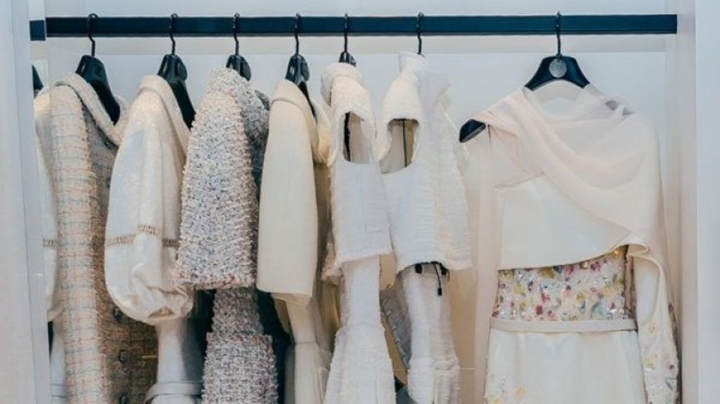 Purge, invest in clever storage and get organised, it's not as complicated as you may think. Photo: Chanel