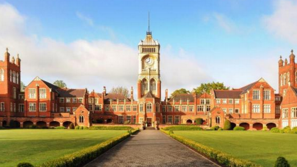 The Victorian building that doubled as Harry Potter's school, Hogwarts, has been converted into luxury apartments. Photo: Savills