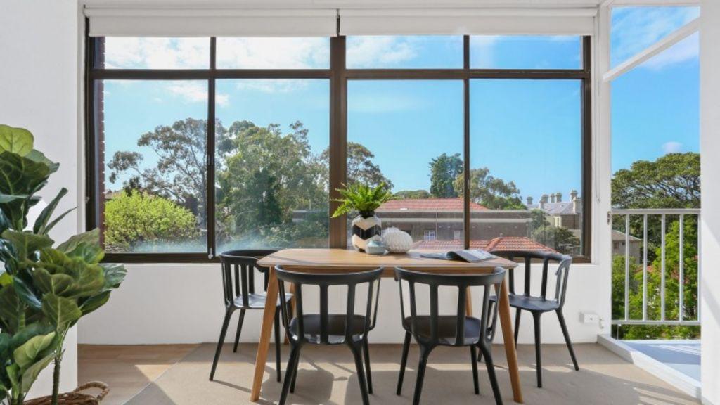 No-one registered to bid at the auction of 73/22 Waruda Street, Kirribilli on Saturday. Photo: domain.com.au
