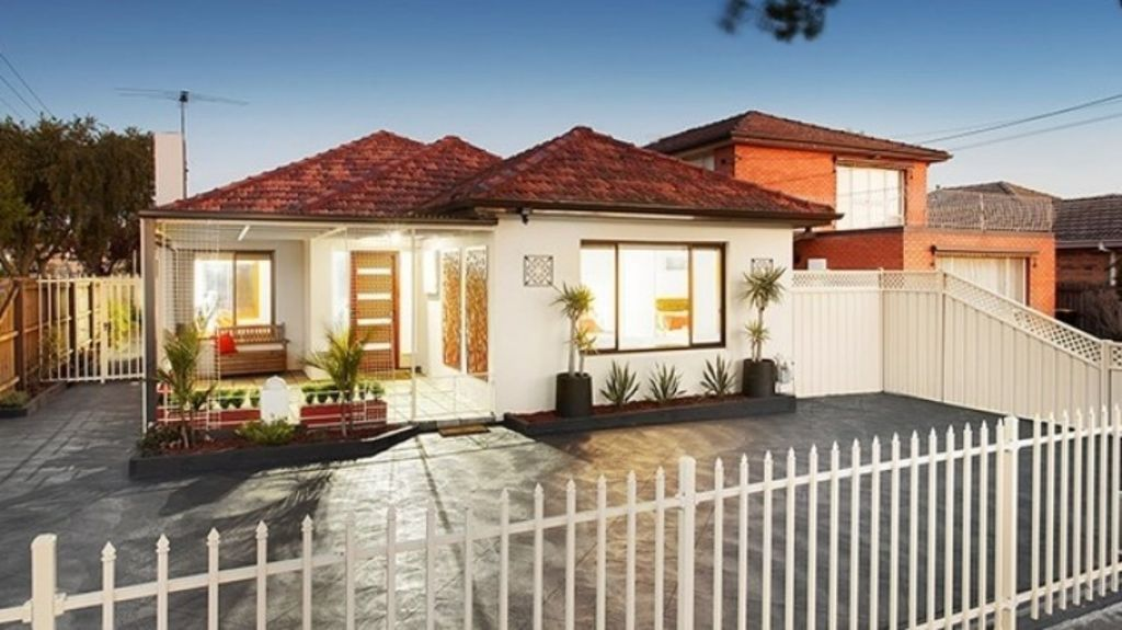 Vendor Natalia paid $557,500 in 2013 for the three-bedroom house at 40 Dulcie Street in Sunshine. It's scheduled for auction on November 22 with expectations above $770,000. Photo: Supplied