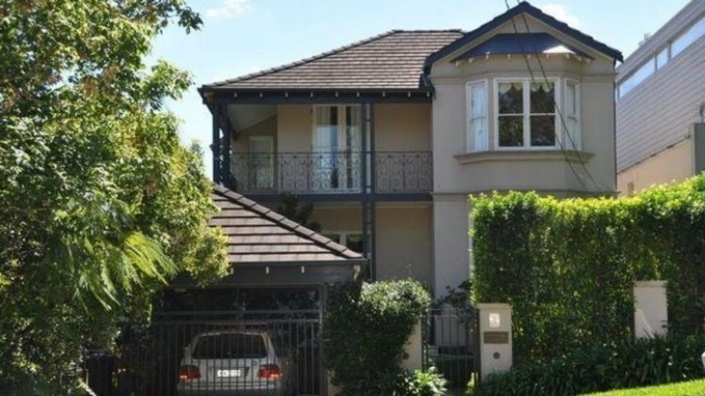 The most expensive home sold during the weekend was this six-bedroom residence at 1 Elfrida Street, Mosman, for $5,375,000.