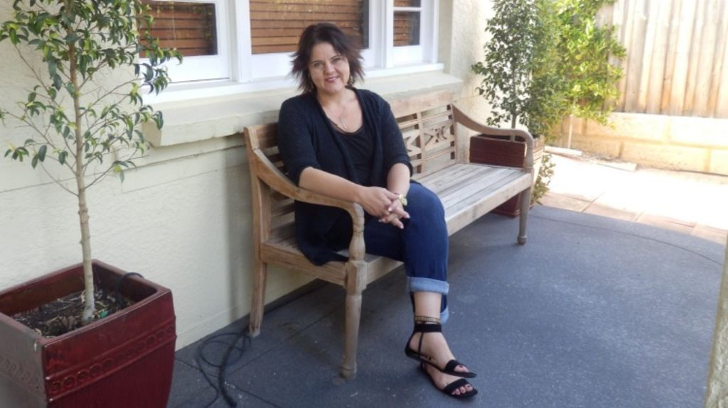 Teena Townsend from Perth has used several house sitters over the past few years.