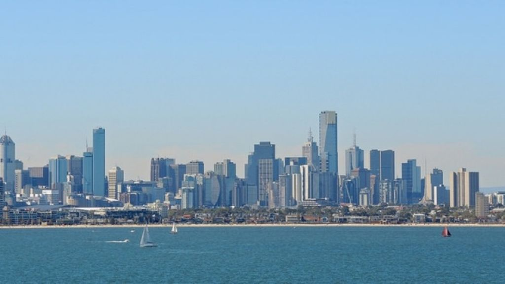 Melbourne is the most liveable city in the world,  a survey by the Economist Intelligence Unit says. Photo: Peter Mackey