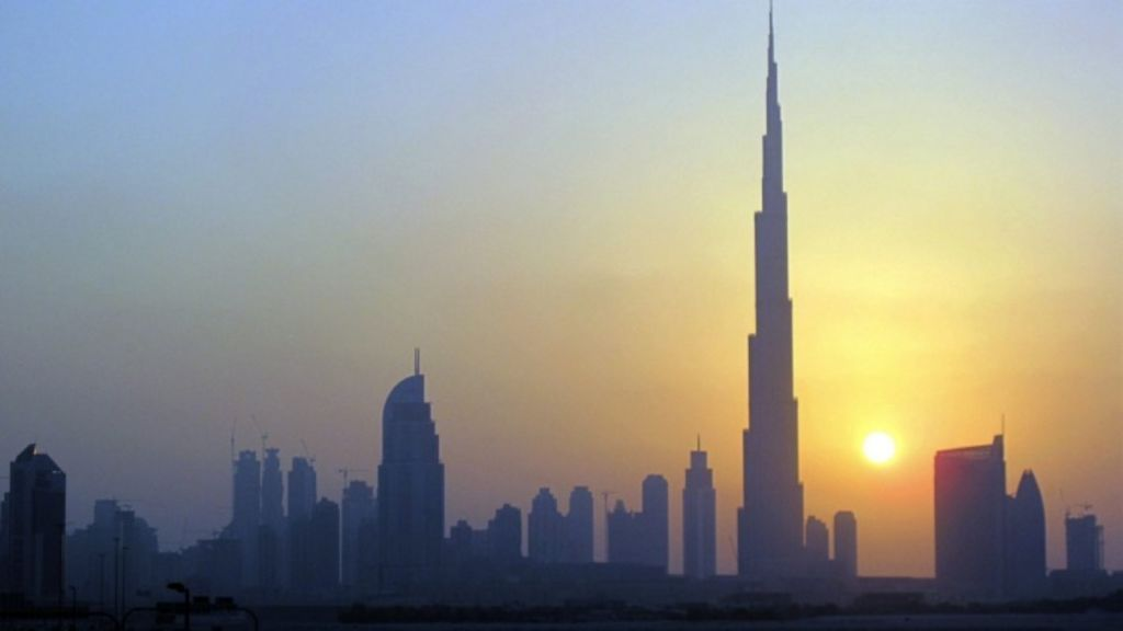 Move over Burj Khalifa - Saudi Arabia is coming for your crown.